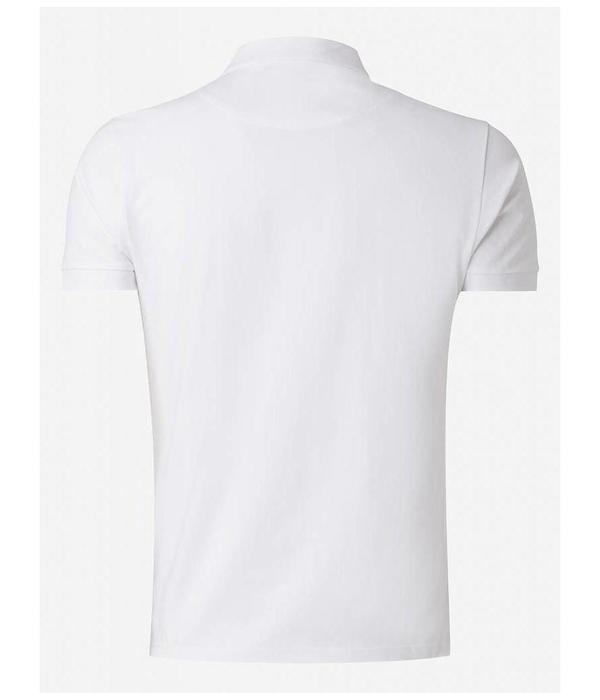 Purewhite Purewhite Essential Polo  White