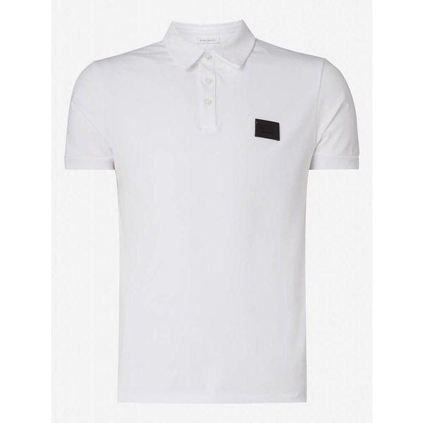 Purewhite Essential Polo  White