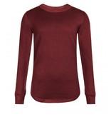 Radical Radical Sweater Burgundy