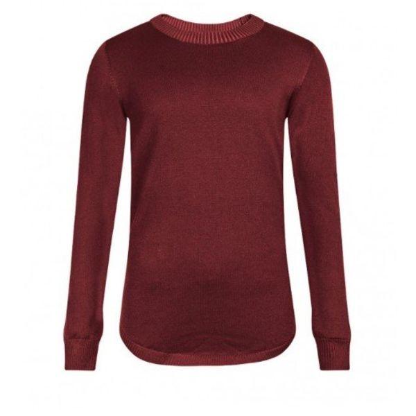 Radical Sweater Burgundy