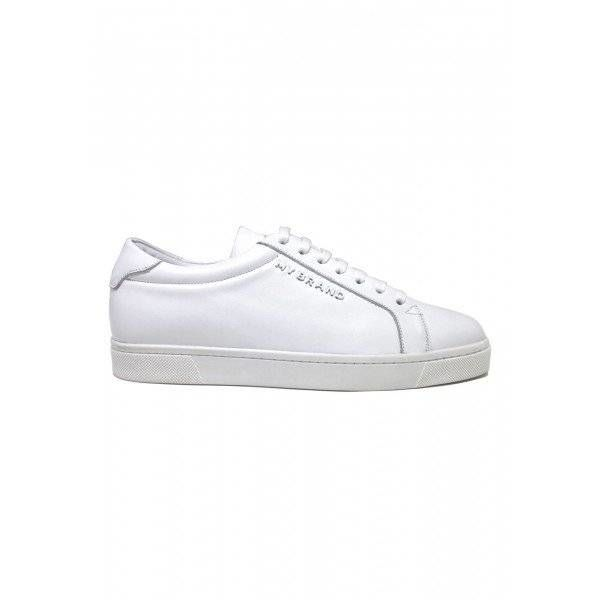 My Brand Plain Low Top Sneaker White