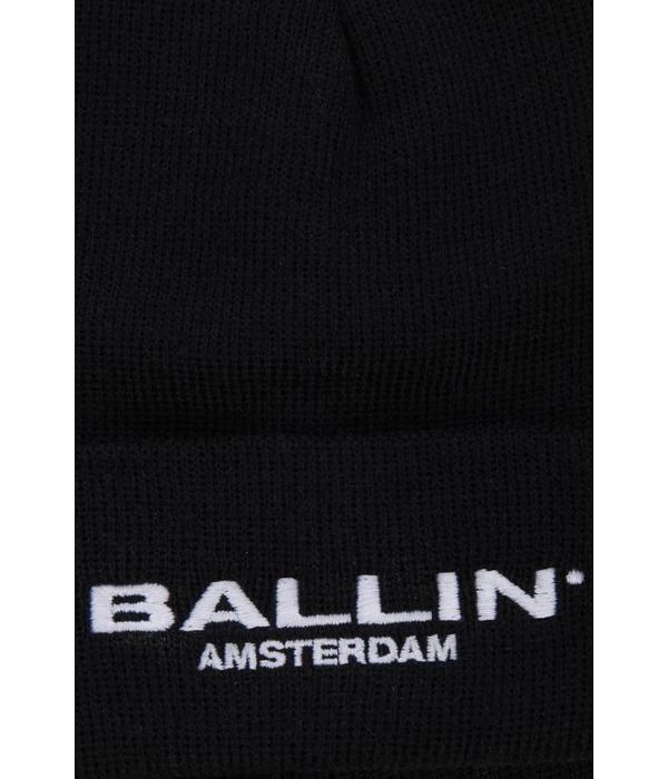 Purewhite Purewhite Ballin Amsterdam Beanie Black