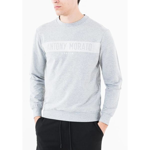 Antony Morato Sweater MMFL00378-FA150048 Grey