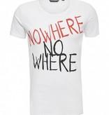 Antony Morato Antony Morato T-shirt MMKS01257-FA120001 White