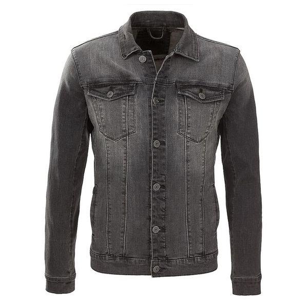 Zumo El Paso Denim Jacket Black