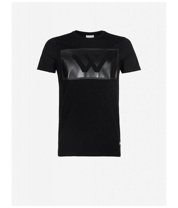 Purewhite PureWhite T-Shirt 18010106 Black