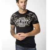 My Brand My Brand Elite Double Panther T-shirt Black