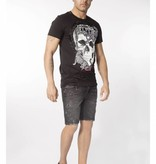 My Brand My Brand Elite Skull Tiger T-shirt Black