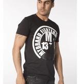 My Brand My Brand Fighters Logo T-shirt Black