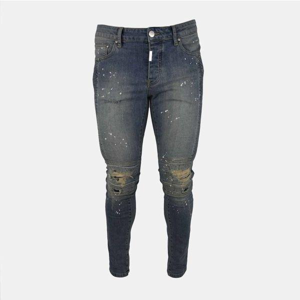 AB Denim Jeans 56 Light Dye