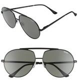 QUAY AUSTRALIA Quay Blaze Black Sunglasses