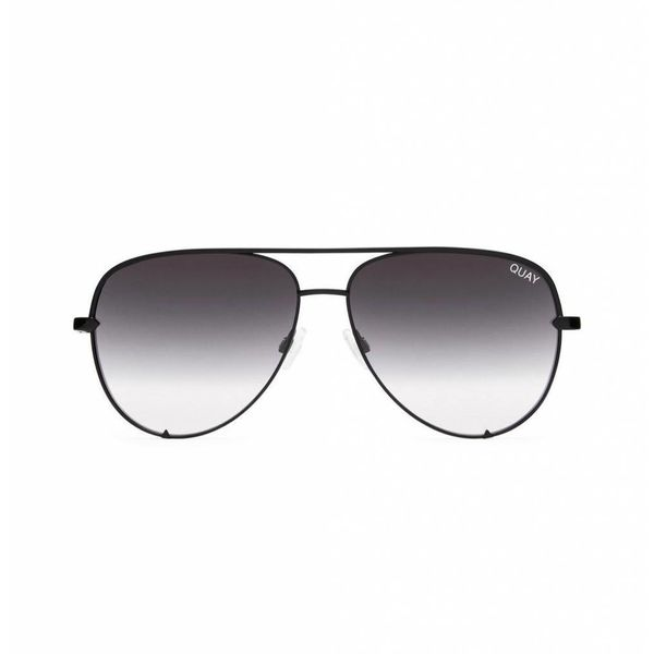 Quay High Key Mini Black/Fade Sunglasses