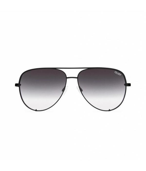 QUAY AUSTRALIA Quay High Key Mini Black/Fade Sunglasses