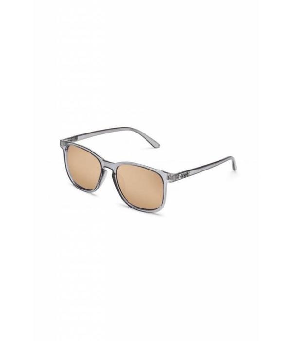 QUAY AUSTRALIA Quay The OXFORD Clear Sunglasses