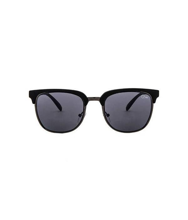 QUAY AUSTRALIA Quay Flint Black Sunglasses