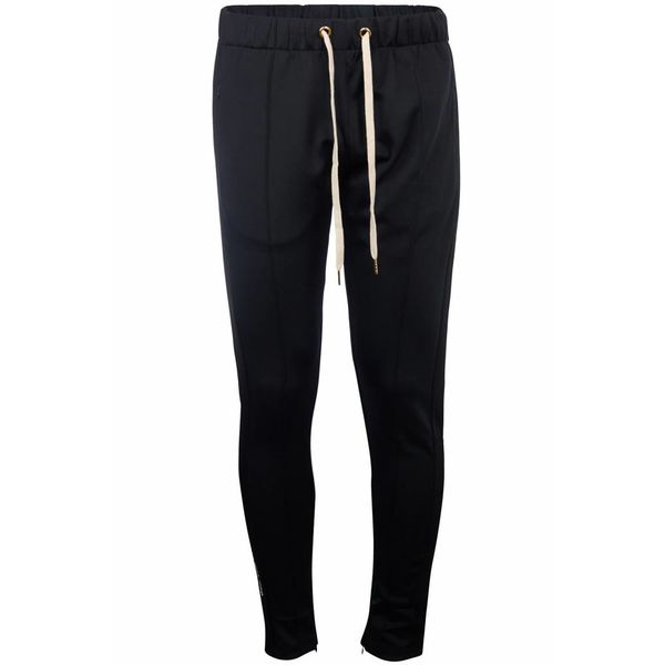 Off The Pitch Trackpants Black