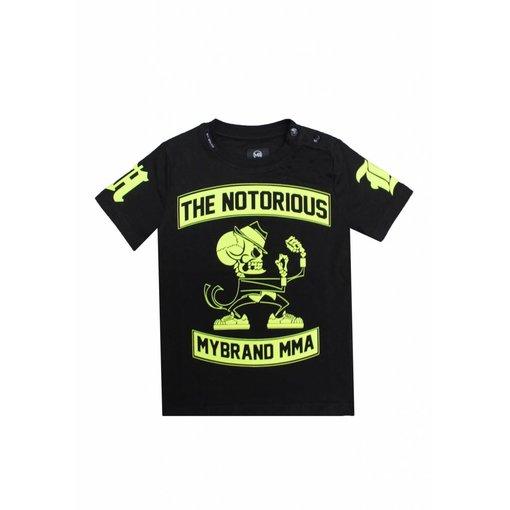 My Brand My Brand Notorius Skelet T-Shirt Kids