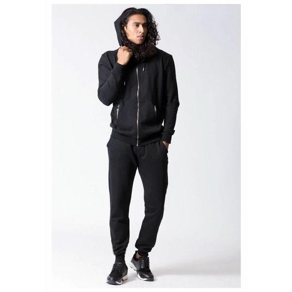 My Brand Basic Hoodie Black