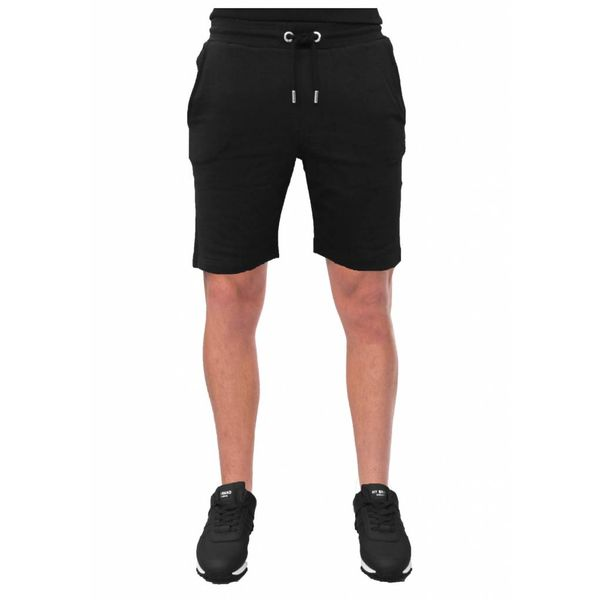 My Brand Basic Short Joggingspants Black