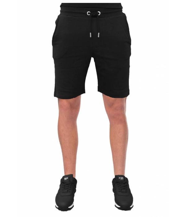 My Brand My Brand Basic Short Joggingspants Black