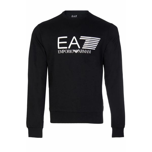 EA7 3ZPM60 PJ05Z Sweater Black