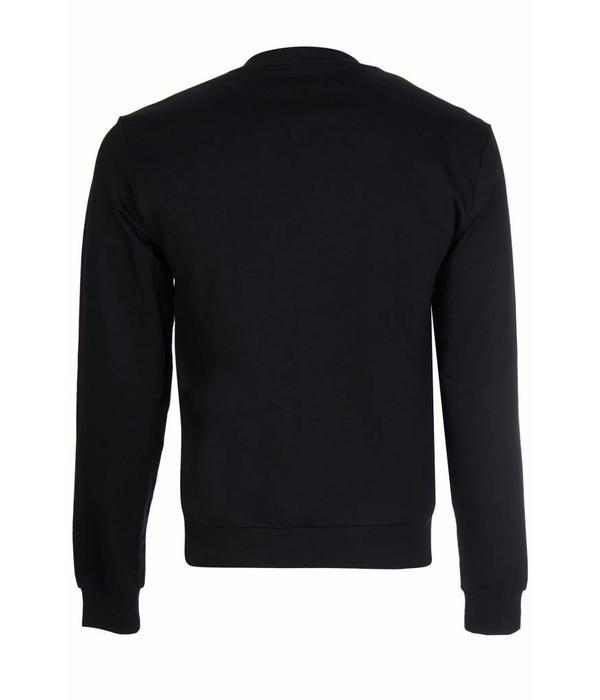 Emporio Armani EA7 3ZPM60 PJ05Z Sweater Black