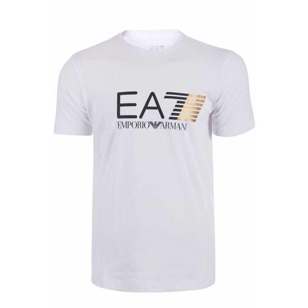 EA7 T-Shirt Wit 3ZPT62 PJ03Z