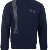 Emporio Armani EA7 Sweater Navy Blue 3ZPM20 PJ05Z