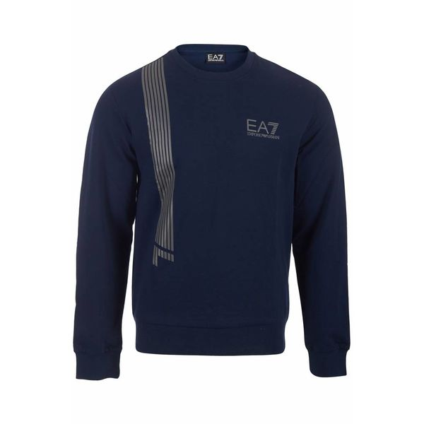 EA7 Sweater Navy Blue 3ZPM20 PJ05Z