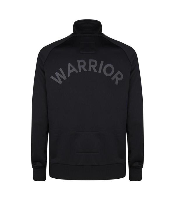 Once We Were Warriors OWWW Shiko Track Jacket Dust Black