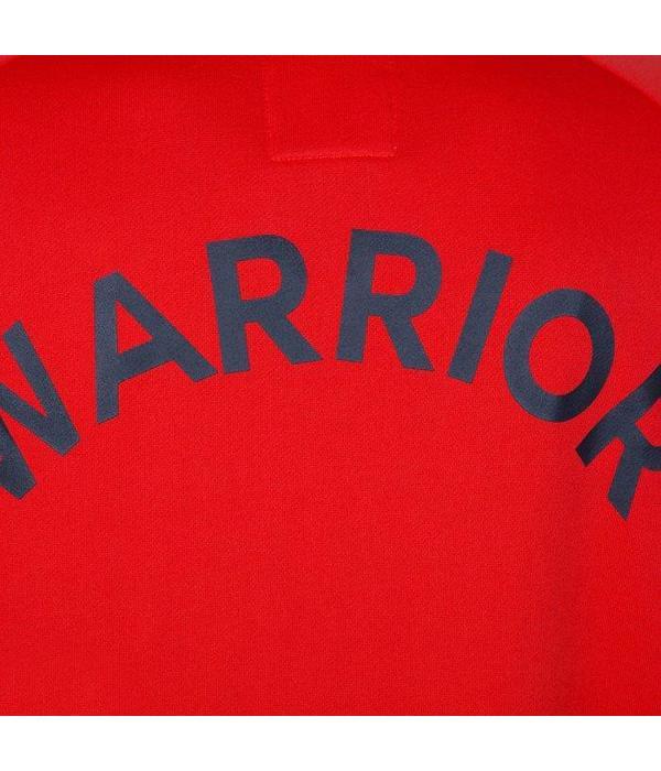 Once We Were Warriors OWW Siko Track Jacket Orange