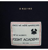 Once We Were Warriors OWWW Hoiko SS Tee Dust Black