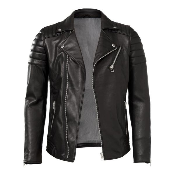 Zumo Norton Leather Jacket