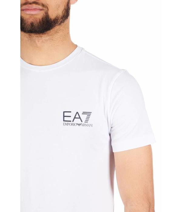 Emporio Armani EA7 T-shirt Wit 3ZPT52 PJ03Z