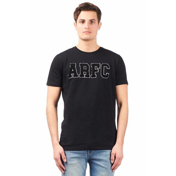 Airforce T-shirt ARFC Patch True Black