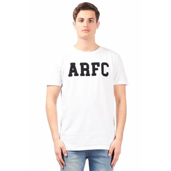 Airforce T-shirt ARFC Patch White