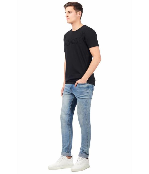 Airforce Airforce T-shirt Emboss True Black
