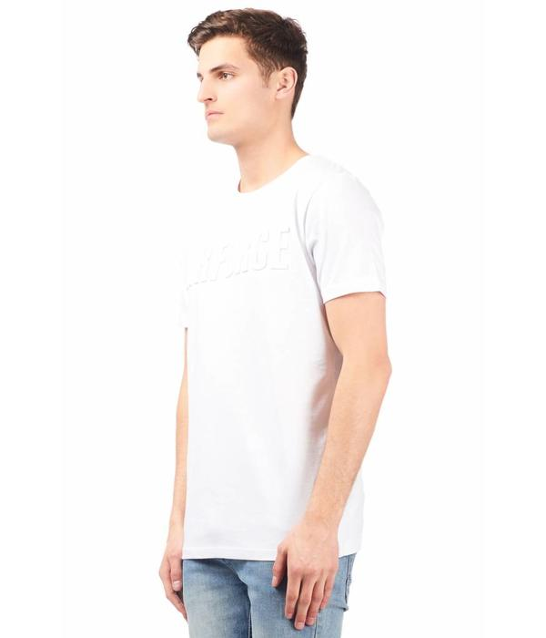 Airforce Airforce T-shirt Emboss White