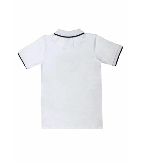 My Brand My Brand Colorfull Polo White Kids