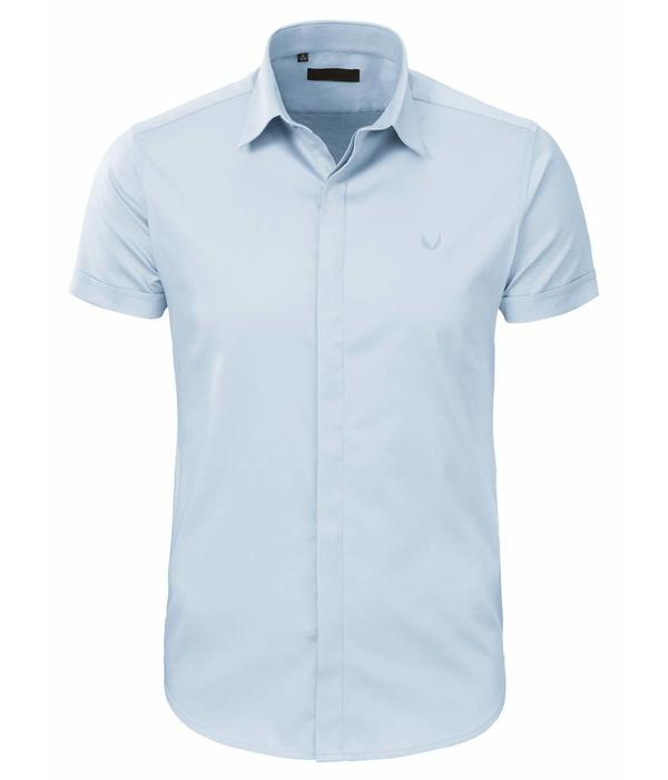 Zumo Zumo Shirt Half Slvs Light Blue