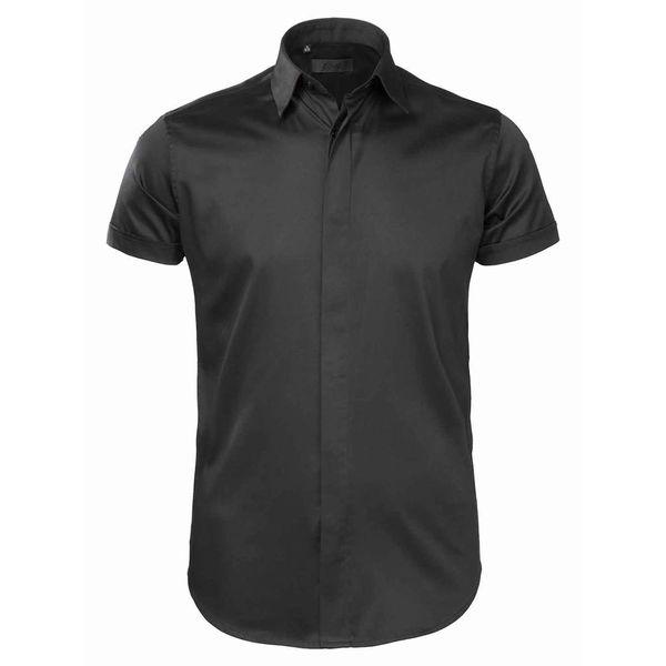 Zumo Shirt Half Slvs Black