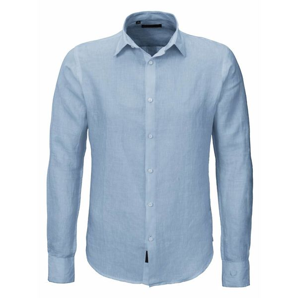 Zumo Shirt LS Indigo
