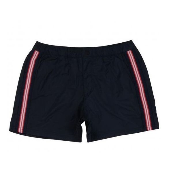 Airforce Swim Short Tape Short Dark Navy