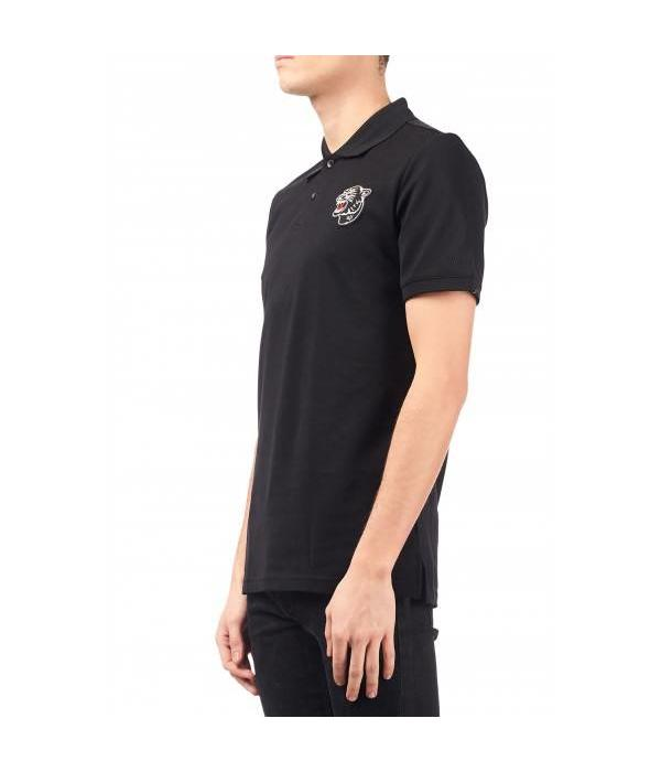 Airforce Airforce Polo Panter Patch True Black