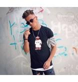 FM Fashion FM Hoodie Gucci Black T-shirt