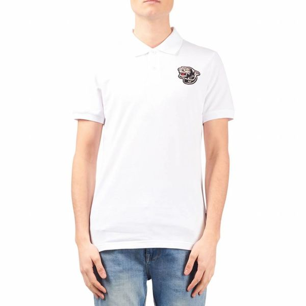 Airforce Polo Panter Patch White