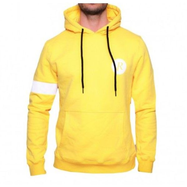 Radical Yellow Hoodie
