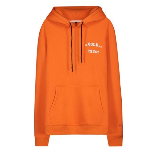 IGWT Logo Hoodie Orange