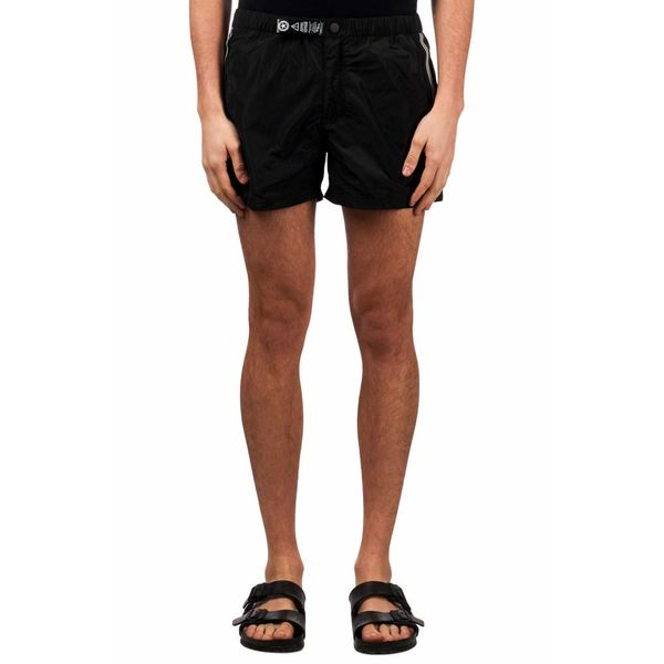 Airforce Swim Short Tape Short True Black
