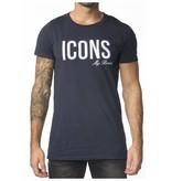 My Brand My Brand Icons T-shirt Navy